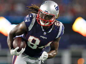 Giardi: Patterson could be X-factor for Pats