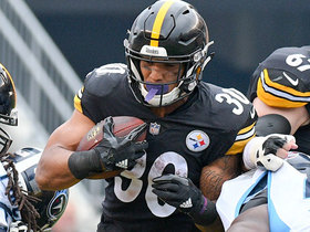 Aditi Kinkhabwala: Steelers have turned to James Conner for Week 1