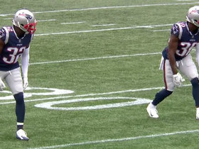 McCourty twins join forces during kickoff