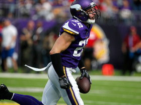 Harrison Smith picks off Jimmy G to seal the Vikings win