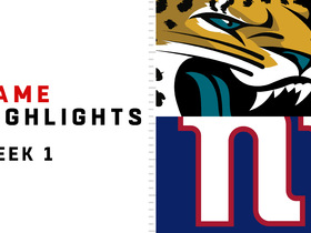 Jaguars vs. Giants highlights | Week 1