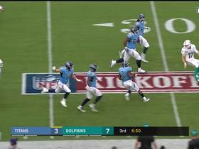 Can't-Miss Play: Butler leaps up for an outstanding end-zone INT