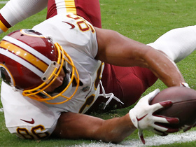 Jordan Reed lunges for goal line on 4-yard touchdown catch