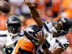 Von Miller comes out of nowhere to force fumble, Seahawks recover