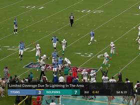 Kiko Alonso picks off pass intended for Dion Lewis