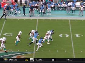 Dion Lewis swerves through Dolphins defense for 26-yard gain
