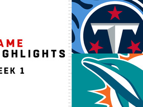 Titans vs. Dolphins highlights | Week 1