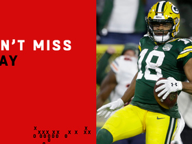 Can't-Miss Play: Rodgers, Cobb link up for 75-yard go-ahead TD