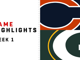 Bears vs. Packers highlights | Week 1