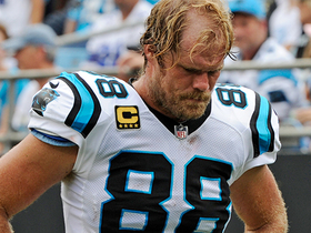 Rapoport: 'Not a lot of optimism' in Greg Olsen's injury situation