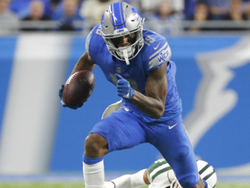 Stafford, Golladay burns Jets defense for 24-yard gain