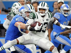 Jamal Adams snatches Jets' FIFTH interception of game