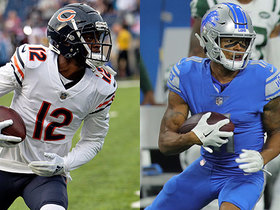 Better fantasy option: Allen Robinson or Marvin Jones