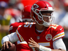 Air Rankings: Projecting fantasy points for top QBs   NFL Fantasy Live
