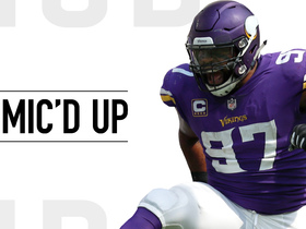 Mic'd Up: Everson Griffen vs. 49ers in Week 1