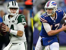 What are the expectations for Darnold and Allen in Week 2?