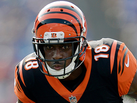 How will A.J. Green impact Thursday night's game?