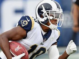 Rapoport: Pharoh Cooper placed on injured reserve with knee injury