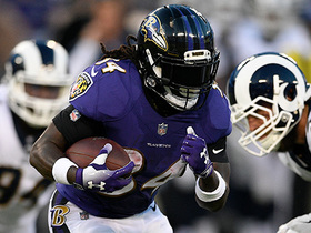 Adams: Alex Collins can make Ravens 'most complete team' in the NFL