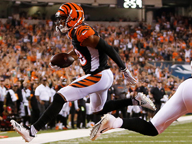 Tyler Boyd sheds Patrick Onwuasor for Bengals' fourth first-half TD