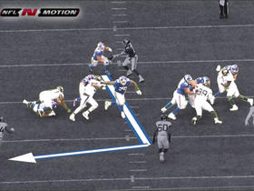 NFL-N-Motion: How can Saquon create space vs. Cowboys?