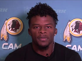 Chris Thompson on Derrius Guice: He'll come back like Peterson did after ACL injury