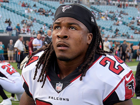 Rapoport: Devonta Freeman did not practice on Thursday