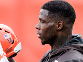 Rapoport: Multiple teams interested in trading for Josh Gordon