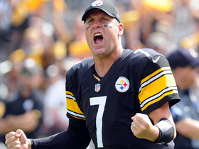 Ben Roethlisberger eclipses John Elway for 7th all-time in passing yards with first-quarter throw