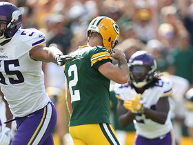 Mason Crosby gets iced, misses second field goal attempt
