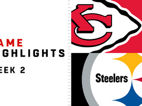 Chiefs vs. Steelers highlights | Week 2