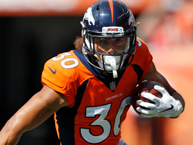 Phillip Lindsay breaks LOOSE on a 52-yard rush