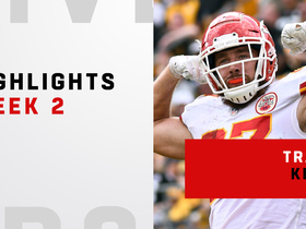 Travis Kelce highlights | Week 2