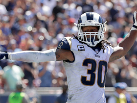 Todd Gurley rushes for second two-point conversion