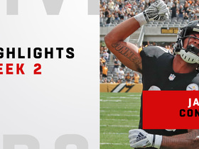 James Conner highlights | Week 2