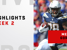 Melvin Gordon highlights | Week 2