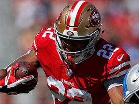 Matt Breida stays hot with 20-yard burst