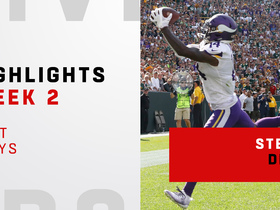 Stefon Diggs' best plays | Week 2