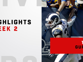 Todd Gurley highlights | Week 2