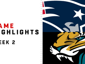Patriots vs. Jaguars highlights | Week 2