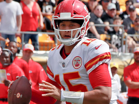 What makes Mahomes so dominant? L.T. says it's his aggressiveness