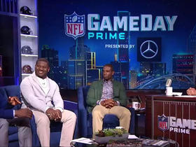 Deion, L.T. and Shannon react to Vontae Davis' halftime retirement