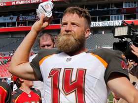 Burleson: 'Teams should be scared' of Bucs' offense