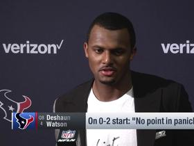Watson: If you're doubting us now, don't hop on the bandwagon later