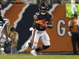 Tarik Cohen nearly breaks loose on shifty punt return