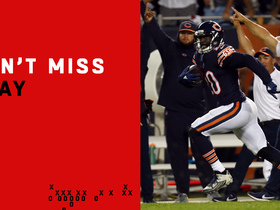 Can't-Miss Play: Amukamara jumps route for key pick-six
