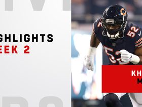 Khalil Mack highlights | Week 2