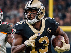 Schrager: Why Michael Thomas can get to 200 catches this season