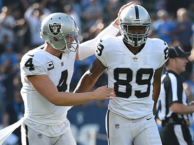 Acosta: Carr and Cooper's communication better than ever