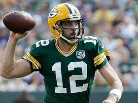 How should Packers handle Rodgers' knee injury going forward?